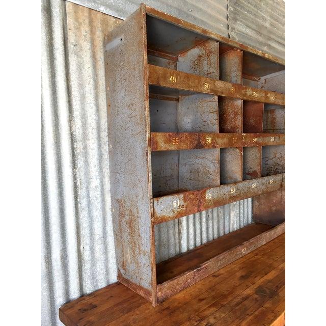 Vintage Industrial Cabinet - Image 6 of 9