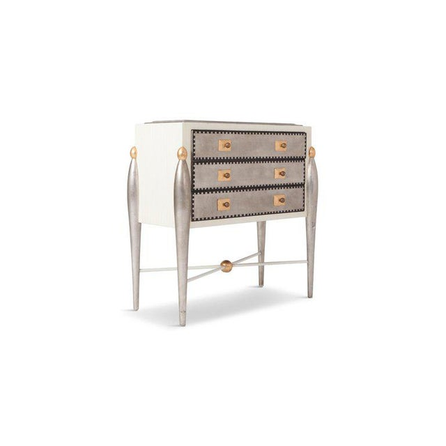 1970s Hollywood Regency Glam 1970s Drawer Cabinets For Sale - Image 5 of 11