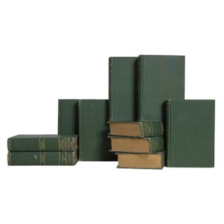 Antique Forest Dickens Classics Book Set, (S/10) Preview