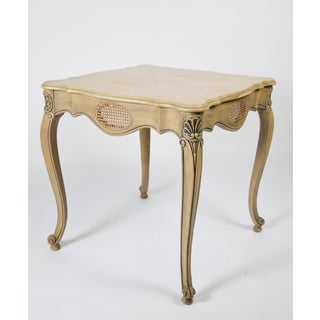 French Provincial Side Tables Preview