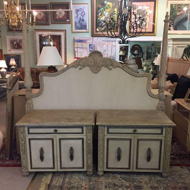 Platt Collection Wood King Headboard Chairish