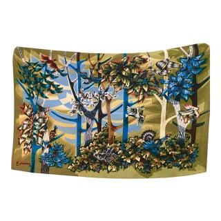 Robert Debieve Tapestry Le Foret