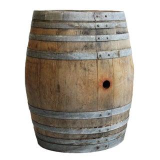 Oak Wine Barrel For Sale