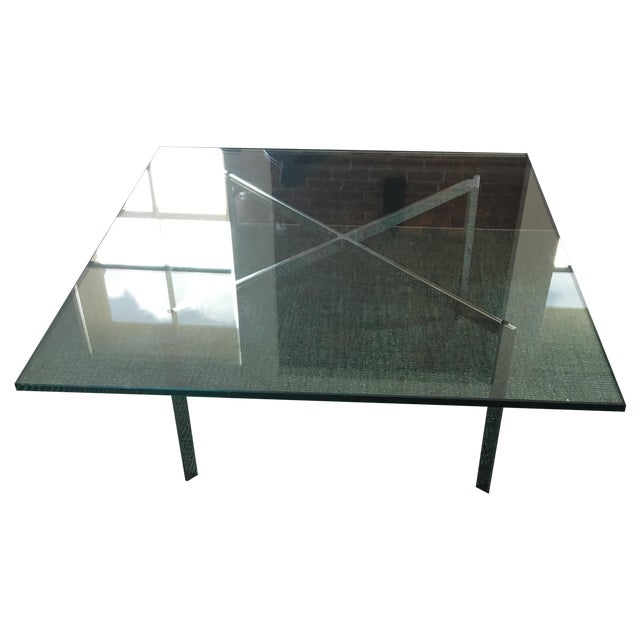 Barcelona Table by Knoll - Image 1 of 3