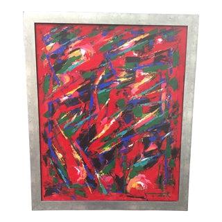 Olesya Valerievna Novak Ukrainian Oil on Canvas