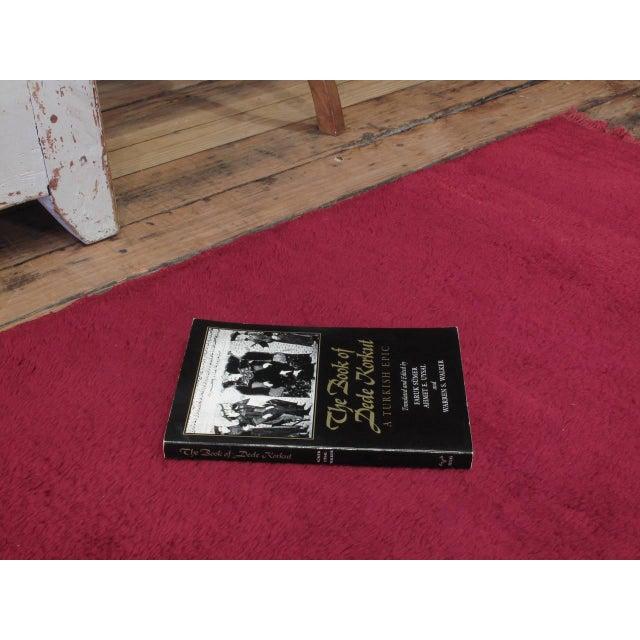 Islamic Fantastic Red Tulu Carpet For Sale - Image 3 of 8