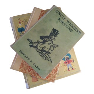 Early 20th Century Vintage Children's Books - Set of 3 For Sale
