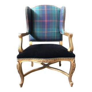 Ralph Lauren Home Spencer Chair For Sale