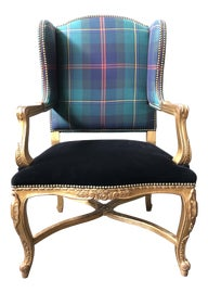 Image of Conservatory Wingback Chairs