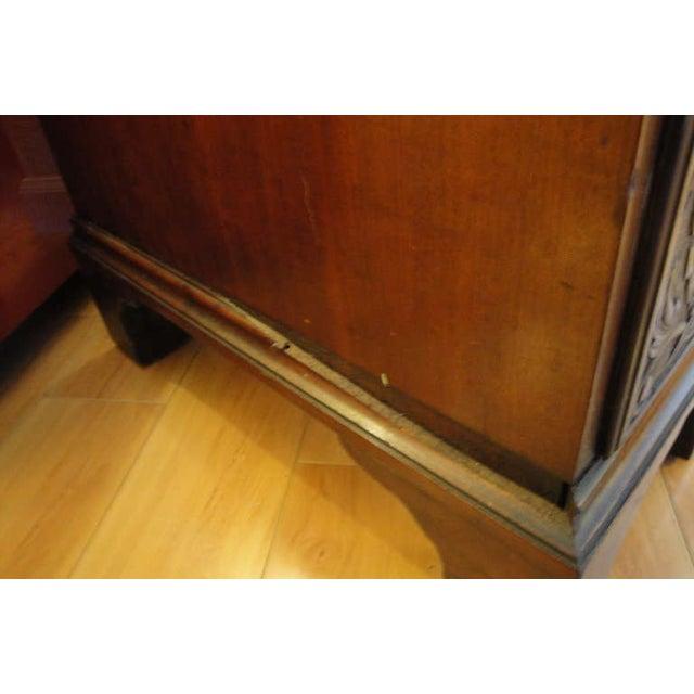 George II Style Mahogany Desk - Image 5 of 8