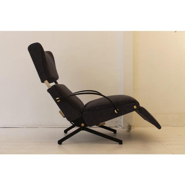 Lounge Chair P40 By Osvaldo Borsani For Tecno