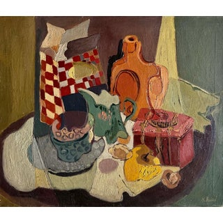 Pauline Khuri Majoli Breakfast Still Life For Sale