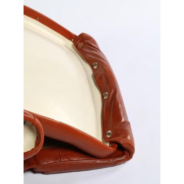 "1960'S vintage YRJO KUKKAPURO ""SATURN"" LOUNGE CHAIRS- a pair For Sale - Image 9 of 10"