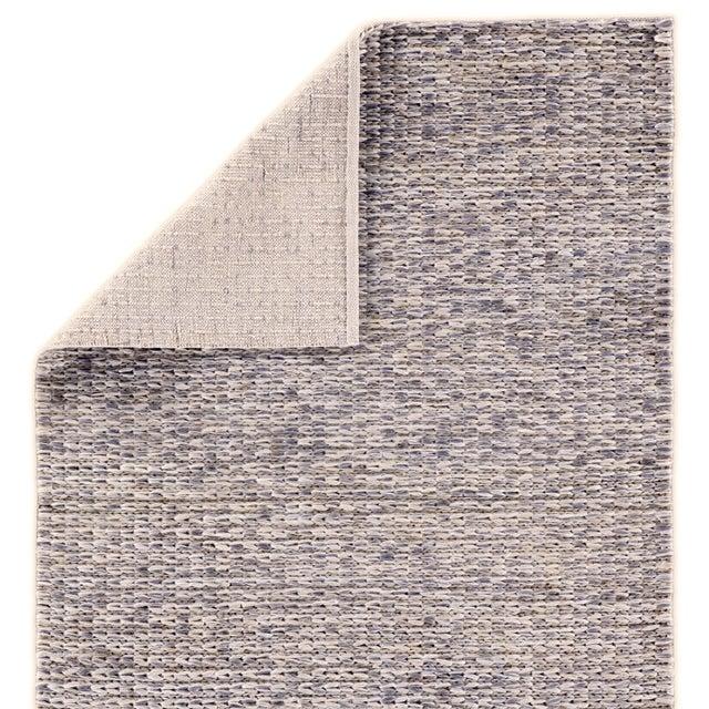 Jaipur Living Calista Natural Blue/ Light Gray Area Rug - 9′ × 12′ For Sale - Image 4 of 6