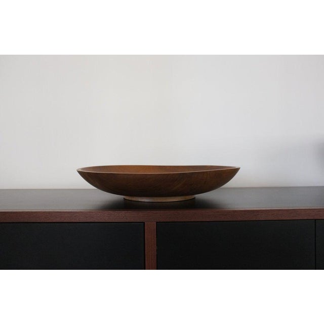 Modern Large Maple Bowls by Blackcreek Mercantile Trading & Co. For Sale - Image 3 of 5
