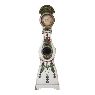 Early 18th Century Gustavian Mora Clock For Sale