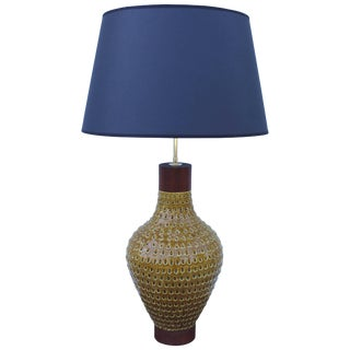1960s Large Table Lamp by Raymor For Sale