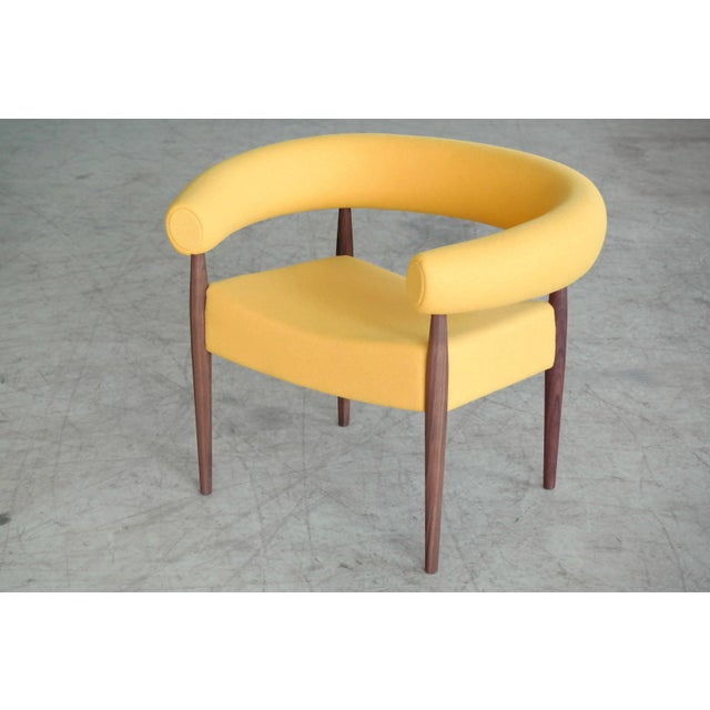 Nanna Ditzel Nanna Ditzel Pair of Ring Chairs for Getama For Sale - Image 4 of 13