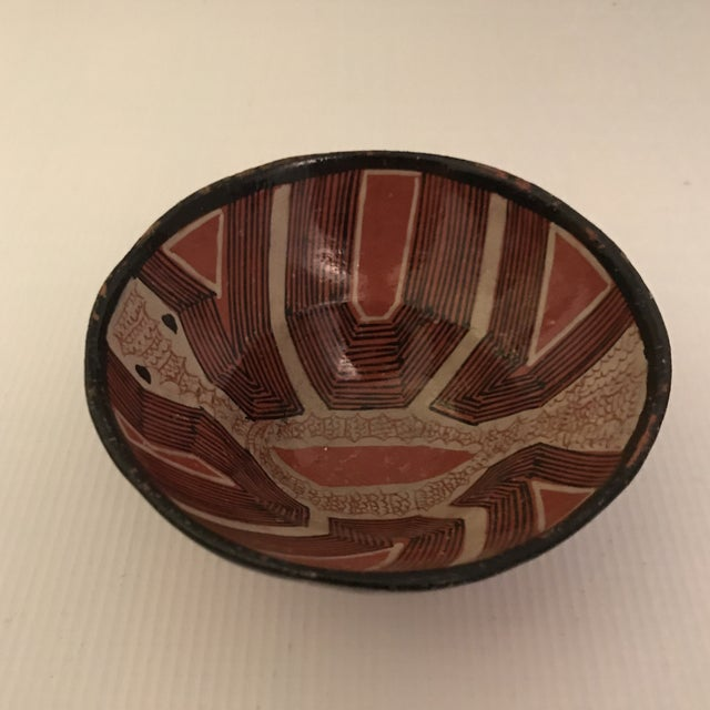 Art Pottery Bowl For Sale - Image 4 of 13