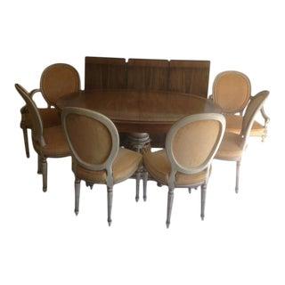 Karges Furniture Vintage Dining Room Suite