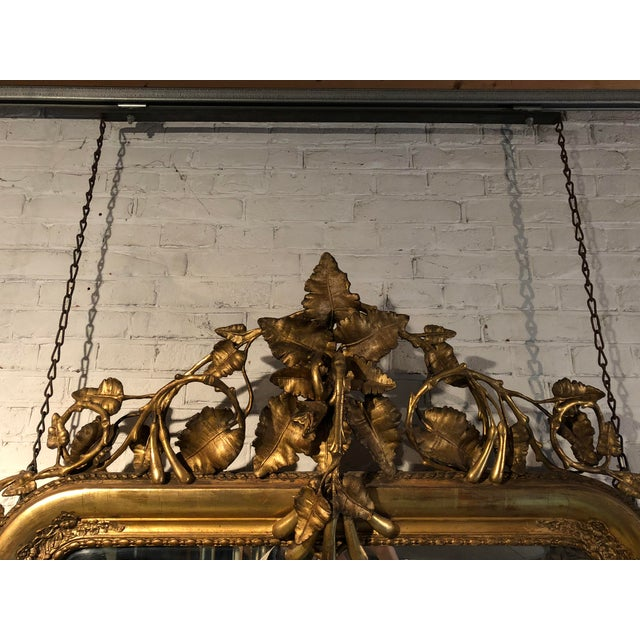 Early 19th Century 19th Century Mirror For Sale - Image 5 of 8