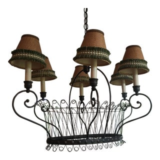 Country Style Kitchen Chandelier