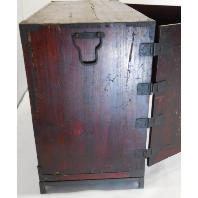 Japanese 18th Century Chest - Image 6 of 8