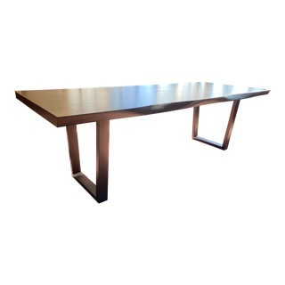 Modern Mitchell Gold Bob Williams Kimora Dining Table For Sale