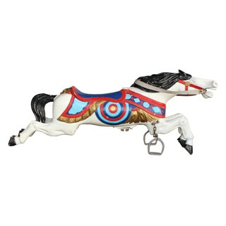 Parker Brothers Carousel Horse