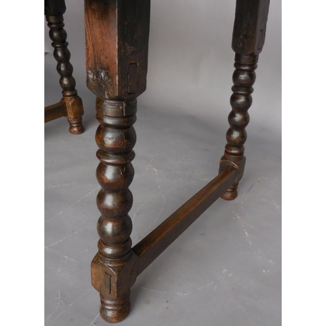 18th Century Spanish Table For Sale - Image 11 of 11