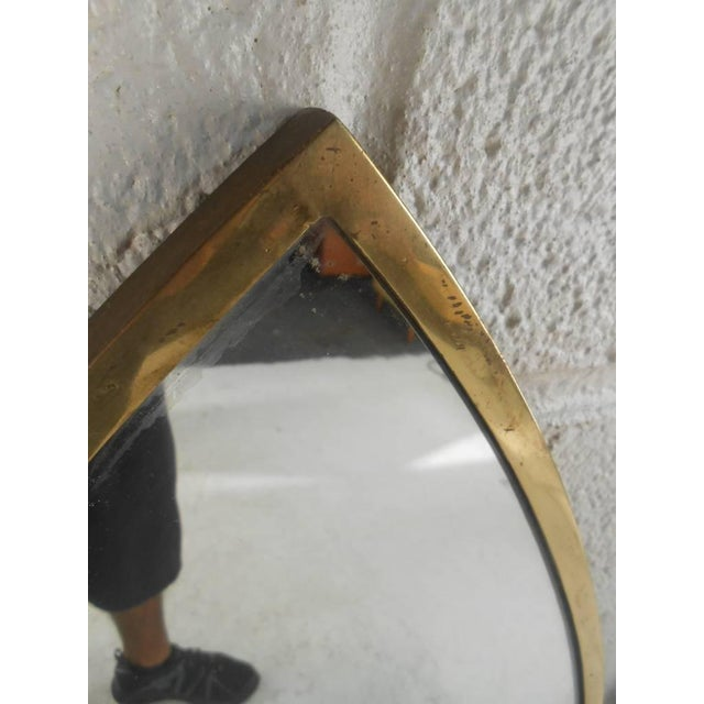 Mid-Century Arch Mirrors - Set of 3 For Sale In New York - Image 6 of 10