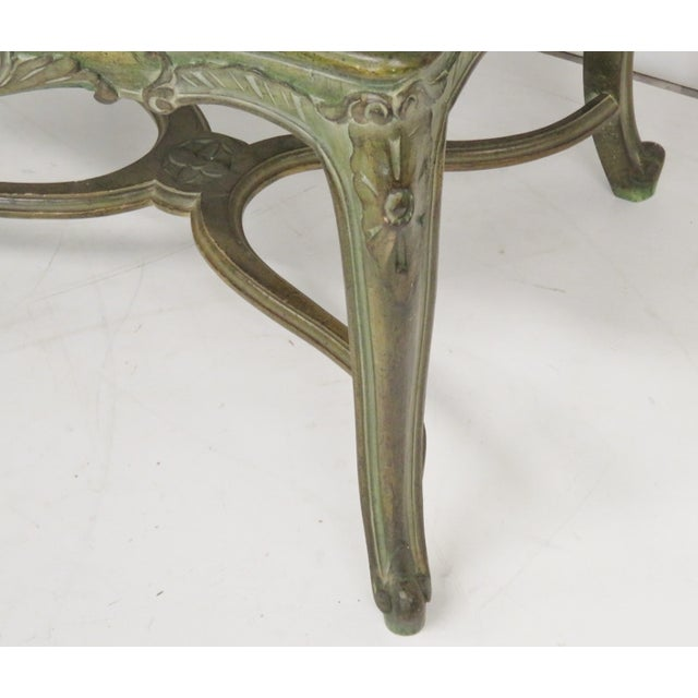 French Louis XVI Style Painted Armchairs - A Pair - Image 3 of 6
