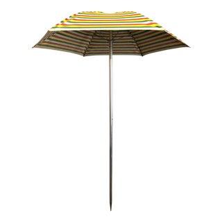 Vintage Mid Century Modern Patio Umbrella