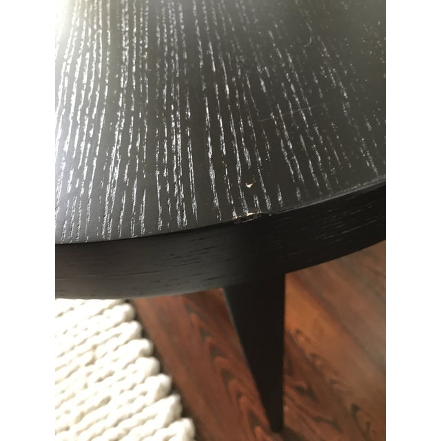 2010s Transitional Tommy Pedestal Nesting Tables - a Pair For Sale - Image 5 of 9