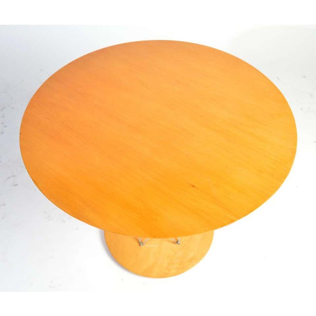 1990s Isamu Noguchi Children's Size Cyclone Table by Modernica For Sale - Image 5 of 7