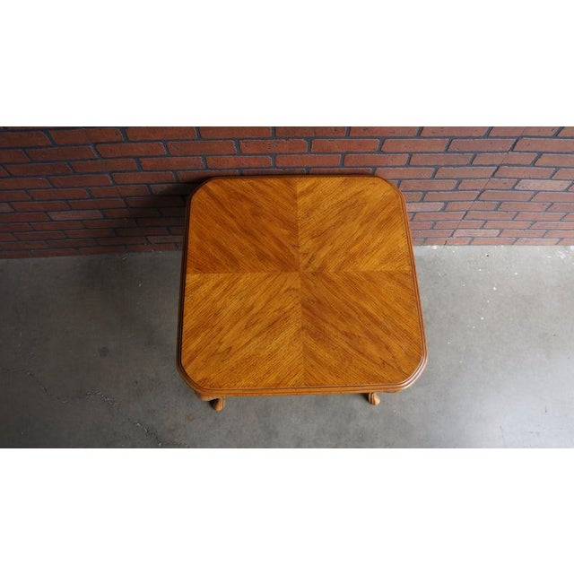 French Provincial 20th Century Country French End Table For Sale - Image 3 of 5