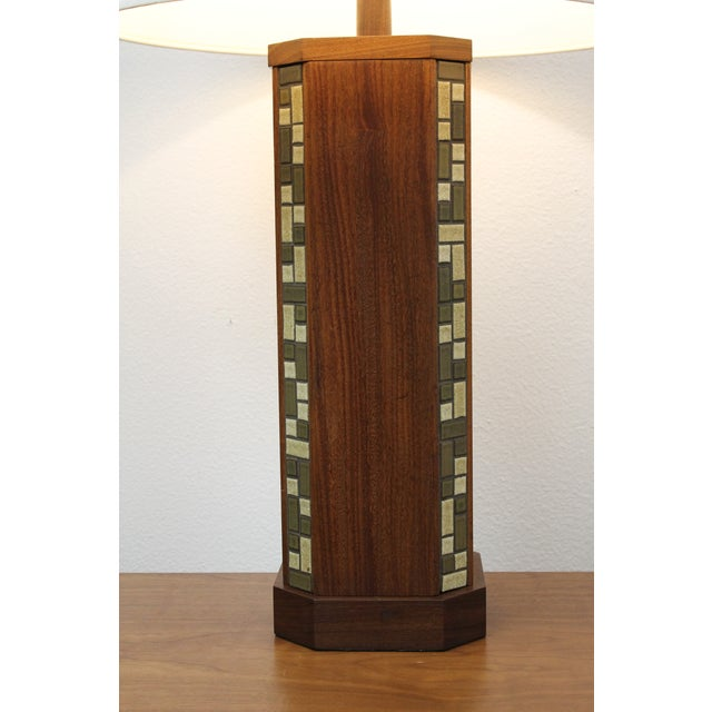 1970s Martz Table Lamp For Sale - Image 5 of 7