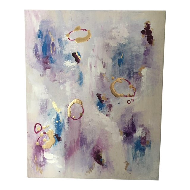 Original Abstract Painting - Image 1 of 3