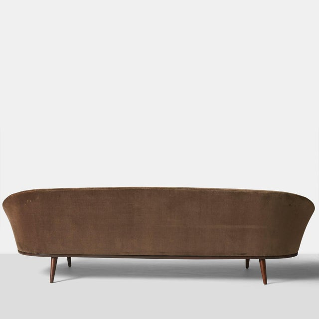 1950s Sofa attributred to Ico Parisi For Sale - Image 5 of 7