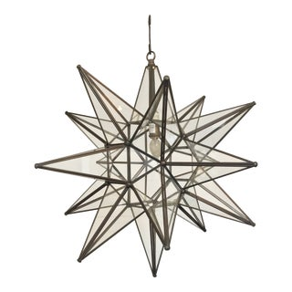 Martha Stewart Living Moravian Star Ceiling Light