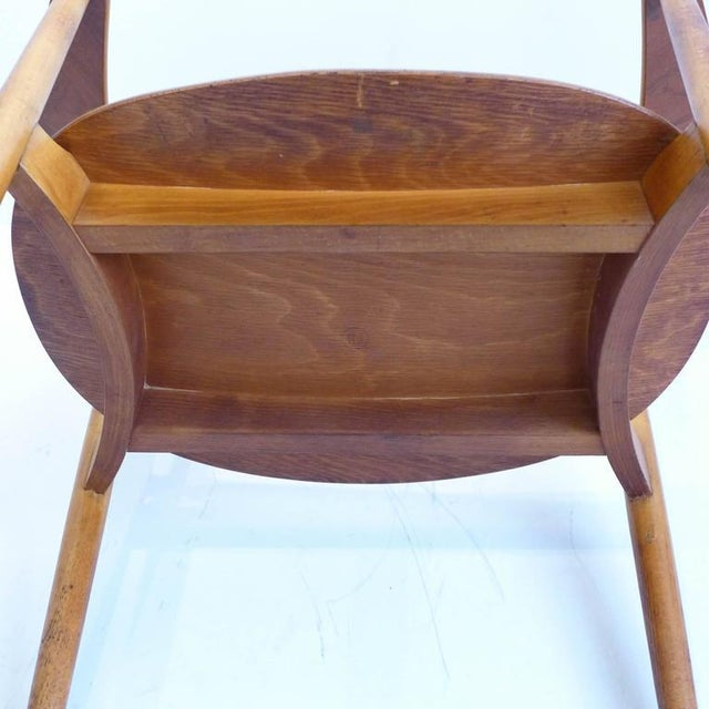 Teak Metropolitan Chair by Madsen and Larsen For Sale - Image 7 of 7