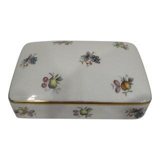 Vintage Limoges France Trinket Box