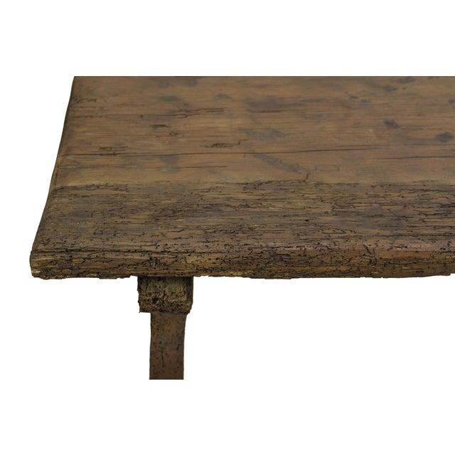 Rustic Hacienda Tavern Table - Image 3 of 3
