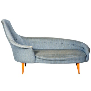 Kerstin Hörlin-Holmquist Chaise Longue For Sale