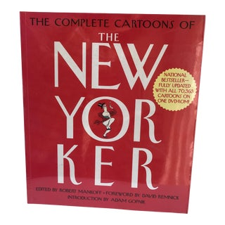 """The New Yorker: The Complete Book Of Cartoon"" Book"
