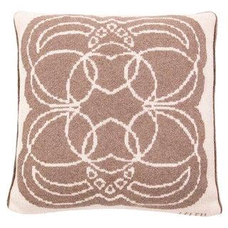 Maison Leleu - Interlaces Cashmere Pillow For Sale