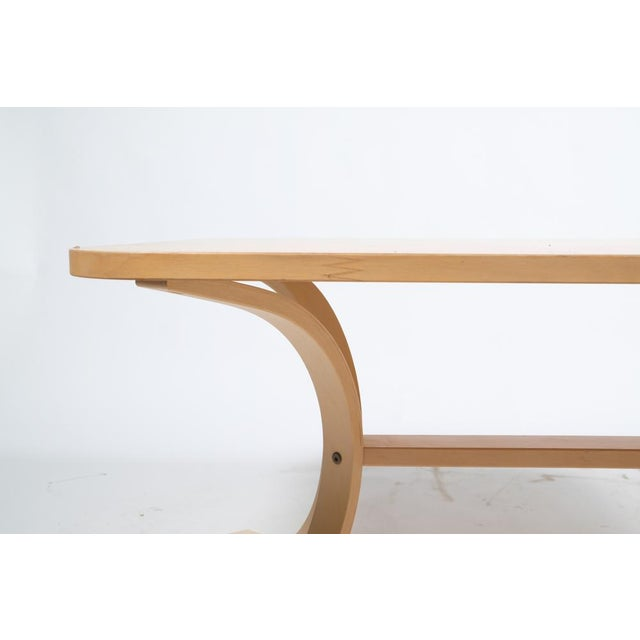Asko Mid-Century Modern-Style Birch Coffee Table For Sale In Nashville - Image 6 of 11