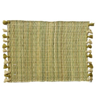 Lola Placemat With Tassel, Set of 2 Joshua Tree For Sale