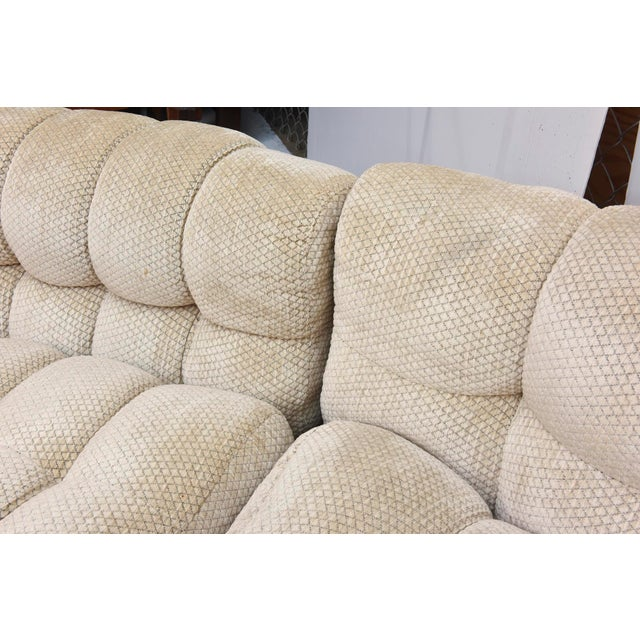 """Pace Collection American Modern """"Bounty Group"""" Sectional Sofa, Pace Collection by Davanzati For Sale - Image 4 of 9"""