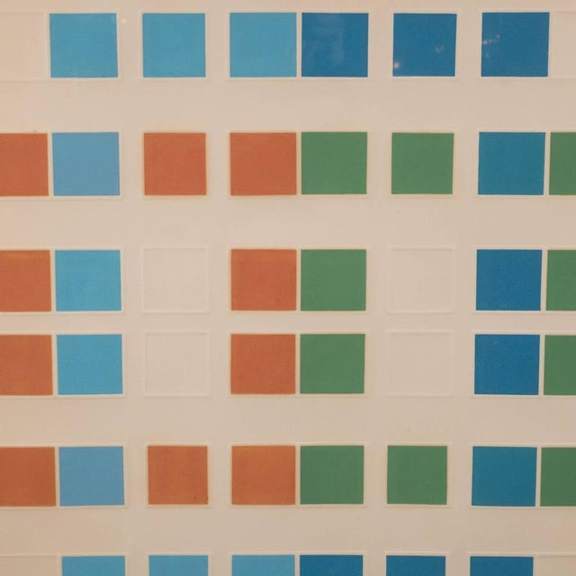 "Mid-Century Arlene Sherman ""Five of Six"" Lithograph Printed in Colors, 1969 - Image 3 of 8"